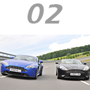 Aston Martin Big 5 Event - Boxberg/Germany