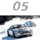 Aston Martin Big 5 Event - St. Moritz/Switzerland